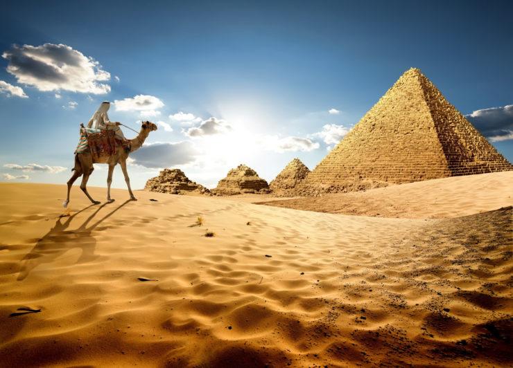 EGIPTO ROMÁNTICO