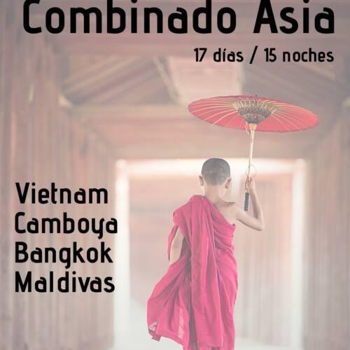 Combinado Asia
