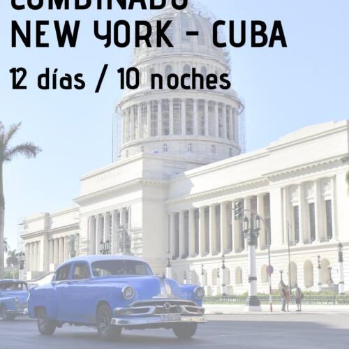 New York y Cuba
