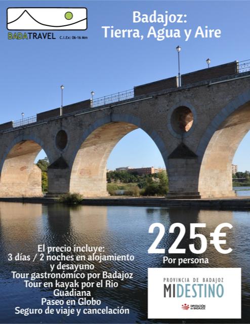 Badajoz y los elementos